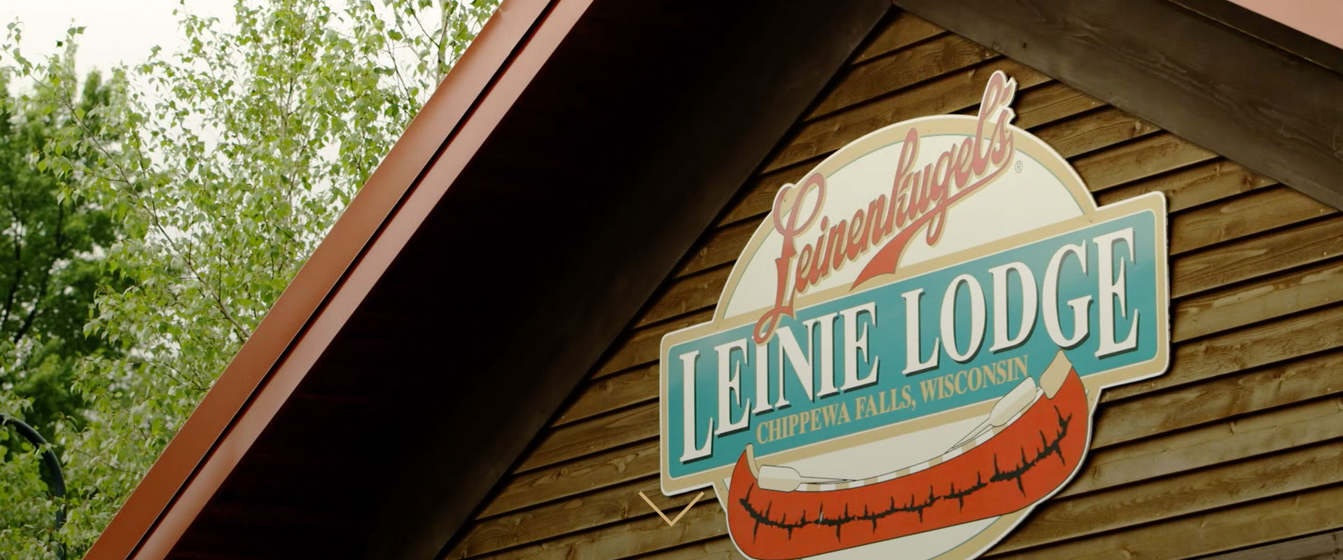 Leinie Lodge Banner