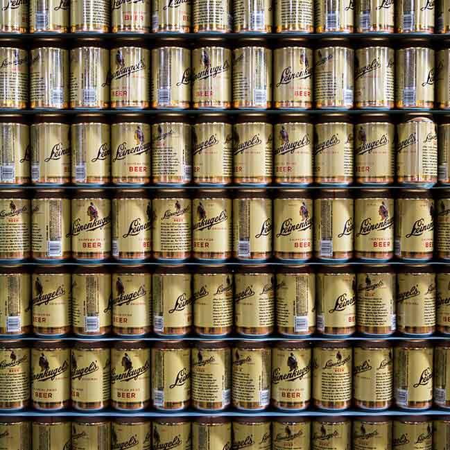 Leinenkugel Brewery Cans