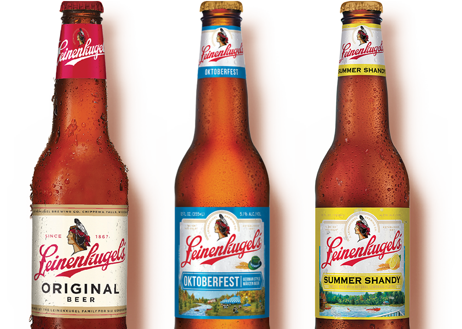 Leinies Our Beers