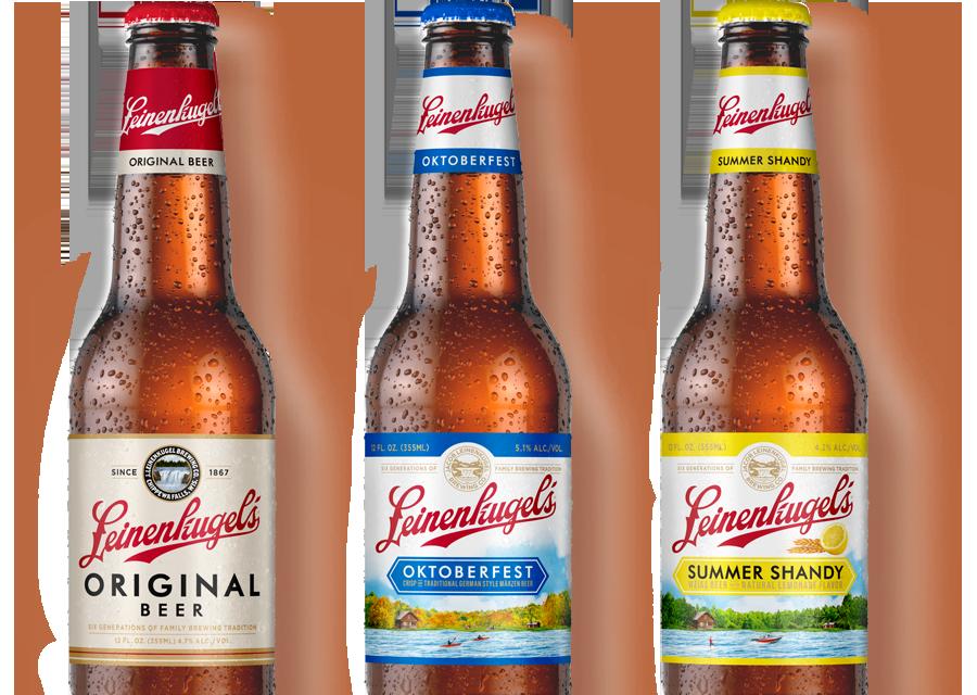 Leinies Our Beers