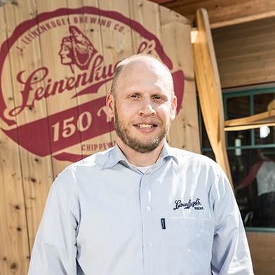 Kirk Leinenkugel Fermenting Cellar Foreperson