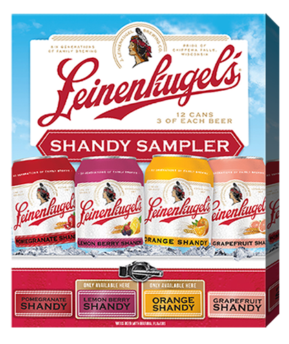 Variety Pack Shandy Sampler