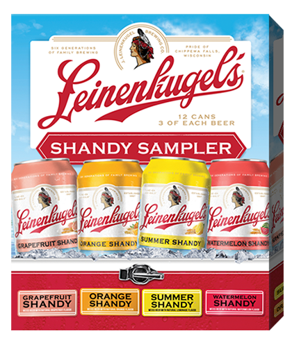 Variety Pack Summer Shandy Sampler