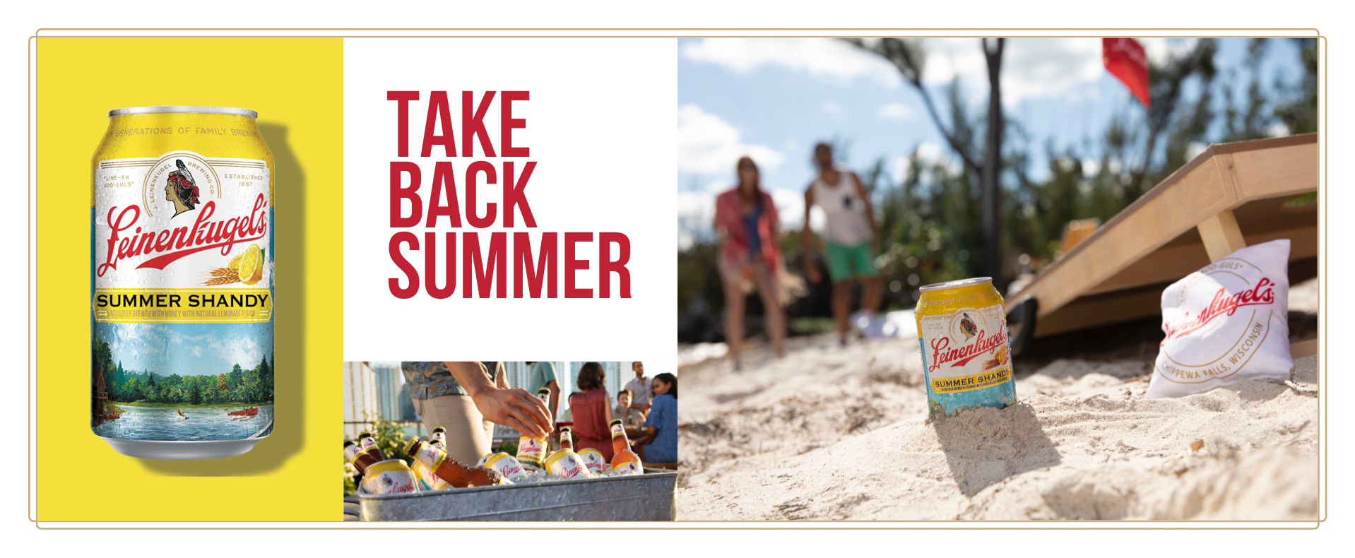 Take Back Summer Beach Image